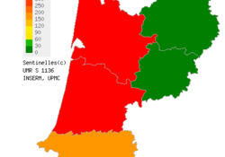 La diarrhée envahit l'Aquitaine !