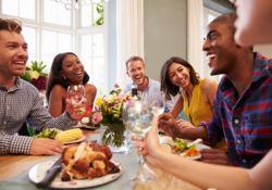 Alcool et fête de fin d'année