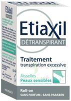 Etiaxil Aisselles Détranspirant Peau Sensibles Roll-on/15ml à Saverne