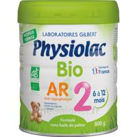 Physiolac Bio Ar 2 à Saverne