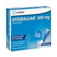 Efferalgan 500 Mg Glé En Sachet Sach/16 à Saverne