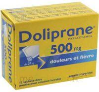 Doliprane 500 Mg Poudre Pour Solution Buvable En Sachet-dose B/12 à Saverne