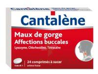 Cantalene, Comprimé à Sucer à Saverne