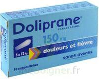 Doliprane 150 Mg Suppositoires 2plq/5 (10) à Saverne