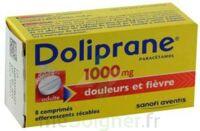 Doliprane 1000 Mg Comprimés Effervescents Sécables T/8 à Saverne