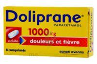 Doliprane 1000 Mg Comprimés Plq/8 à Saverne