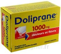 Doliprane 1000 Mg Poudre Pour Solution Buvable En Sachet-dose B/8 à Saverne