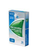 Nicorette 4 Mg Gom à Mâcher Médic Sans Sucre Menthe Glaciale Plq/30gom à Saverne