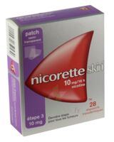 Nicoretteskin 10 Mg/16 H Dispositif Transdermique B/28 à Saverne