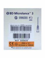 Bd Microlance 3, G25 5/8, 0,5 Mm X 16 Mm, Orange  à Saverne