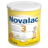 Novalac 3 Lait De Croissance B/800g à Saverne