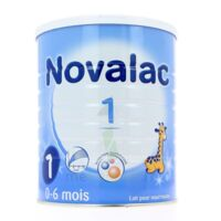 Novalac 1 Lait En Poudre 1er âge B /800g à Saverne