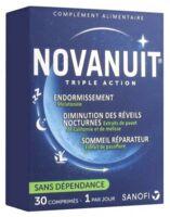 Novanuit Triple Action Comprimés B/30 à Saverne