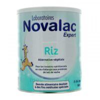 Novalac Expert Riz Lait En Poudre 0-36mois B/800g à Saverne