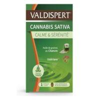 Valdispert Cannabis Sativa Caps Liquide B/24 à Saverne