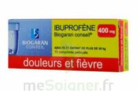 Ibuprofene Biogaran Conseil 400 Mg, Comprimé Pelliculé à Saverne