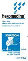 Hexomedine 1 Pour Mille S Appl Loc Fl/250ml à Saverne