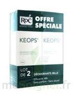 Keops Deodorant Bille Peaux Fragiles Lot De 2 à Saverne