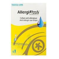 Allergiflash 0,05 %, Collyre En Solution En Récipient Unidose à Saverne
