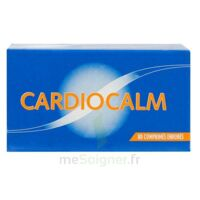 Cardiocalm, Comprimé Enrobé Plq/80 à Saverne