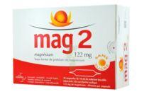 Mag 2 122 Mg S Buv En Ampoule Sans Sucre édulcoré à La Saccharine Sodique 30amp/10ml à Saverne