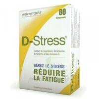 D-stress, Boite De 80 à Saverne