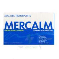 Mercalm, Comprimé Pelliculé Sécable à Saverne