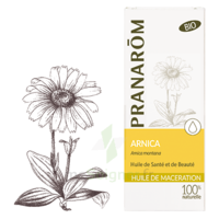 Pranarom Huile De Macération Bio Arnica 50ml à Saverne