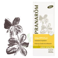 Pranarom Huile Végétale Bio Calophylle 50ml à Saverne