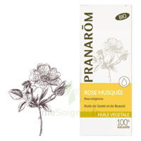 Pranarom Huile Végétale Rose Musquée 50ml à Saverne
