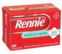 Rennie Sans Sucre, Comprimé à Croquer à Saverne