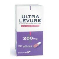 Ultra-levure 200 Mg Gélules Fl/30 à Saverne