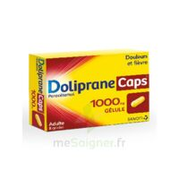 Dolipranecaps 1000 Mg Gélules Plq/8 à Saverne
