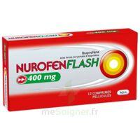 Nurofenflash 400 Mg Comprimés Pelliculés Plq/12 à Saverne