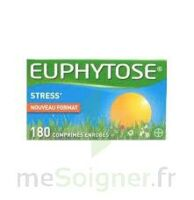 Euphytose Comprimés Enrobés B/180 à Saverne