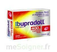 Ibupradoll 400 Mg Caps Molle Plq/10 à Saverne