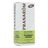 Huile Essentielle Eucalyptus Citronne Bio Pranarom 10 Ml à Saverne