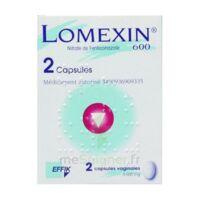 Lomexin 600 Mg Caps Molle Vaginale Plq/2 à Saverne