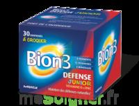 Bion 3 Défense Junior Comprimés à Croquer Framboise B/30 à Saverne