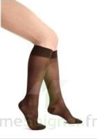 Venoflex Secret 2 Chaussette Femme Beige Doré T2n à Saverne
