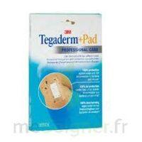 Tegaderm + Pad, 5 Cm X 7 Cm , Bt 5 à Saverne