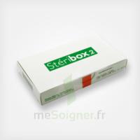 Stéribox Kit Prévention Et Hygiène Pour Les Toxicomanes Avec Seringues 100ui/ml à Saverne