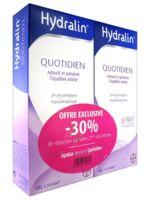 Hydralin Quotidien Gel Lavant Usage Intime 2*200ml à Saverne