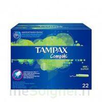 Tampax Compak - Tampon Super à Saverne