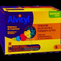 Alvityl Resist Solution Buvable 8 Fioles à Saverne
