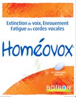 Boiron Homéovox Comprimés à Saverne