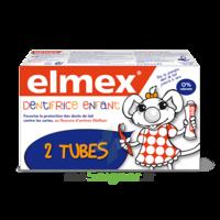 Elmex Duo Dentifrice Enfant, Tube 50 Ml X 2 à Saverne