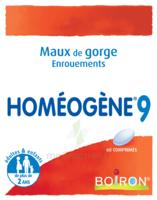 Boiron Homéogène 9 Comprimés à Saverne