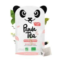Panda Tea Morning Boost Detox 28 Sachets à Saverne