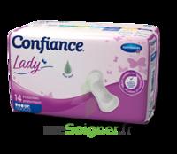 Confiance Lady Protection Anatomique Incontinence 4 Gouttes Sachet/14 à Saverne